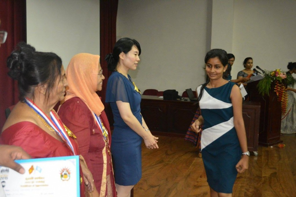 Women's Excellence Awards 2016, Colombo (10)